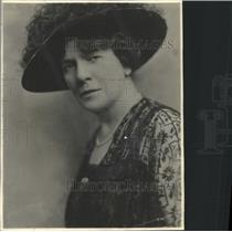1928 Press Photo Jessie Pringle Denham player KOA - RRX87319