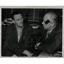 1948 Press Photo Stanley Wrobel News Reporters - RRW83279
