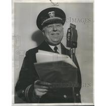 """1941 Press Photo Actor Phil Lord Of NBC Television """"Arnold Grimm's Daughter"""""""