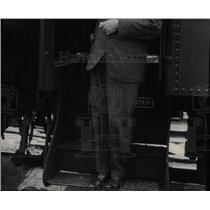 1931 Press Photo Sir Hamilton Harty Hollywood Bowl Lark - RRW79037