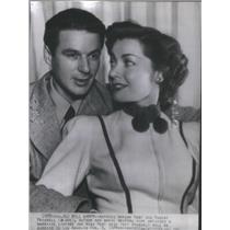 1946 Press Photo Robert Presnell American Author & Movie Writer - RSC89339