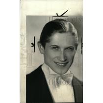 1938 Press Photo Eugene Conley American Opera Tenor - RRW97131