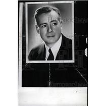 1941 Press Photo Albert Stoessel Composer Conductor - RRW97421