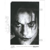 """PRESS PHOTO VINCENT PEREZ FRENCH ACTOR DIRECTOR """"THE CROW;CITY OF ANGELS"""""""