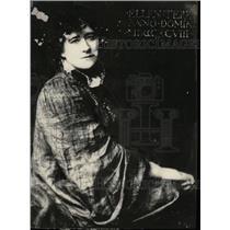 1931 Press Photo Actress Ellen Terry - RRW98311