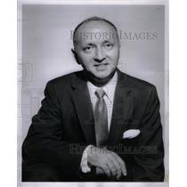 1958 Press Photo Harold Robbins Movie Director Producer - RRX60095