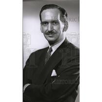 1948 Press Photo Richard Harkness TV, Radio Journalist - RRW71105