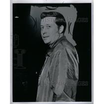 1971 Press Photo Pontiac Central Coach Ralph Grubb - RRX58847