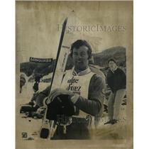 1969 Press Photo Jean Paul Jallifer French Team Coach - RRW11181