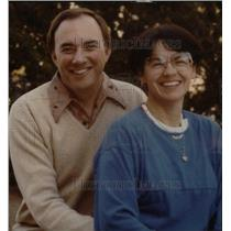1985 Press Photo Darryl Rogers Head Coach Detroit Lions - RRX39787