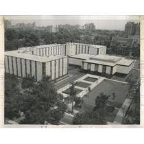 1959 Press Photo Pan Am Games Village Home To Athletes - RRW51989