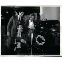 1990 Press Photo Chicago Lion - RRX12089