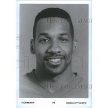 Press Photo Todd McNair Kansas City Chiefs Football Player - RSC26007