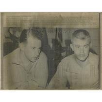 1967 Press Photo PARACHUTING ACCIDENT BERNARD BOB - RRW52101