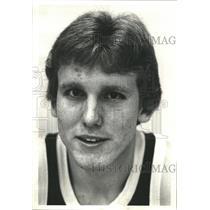 1978 Press Photo Lockport Player Scott Parzych - RRW37935