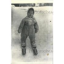 1962 Press Photo Skiing - RRW42113
