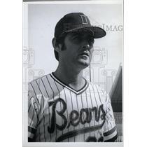 1973 Press Photo Francisco Carlos Denver Bears - RRW74165