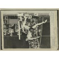 1971 Press Photo Pan American Games Ralph Mann Running - RRW52249