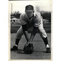 1966 Press Photo Tom Moeller Baseball Player - RRW80461