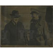1938 Press Photo Harry Woodring Sidney Goldstein Denver - RRX83267