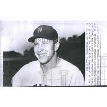 1960 Press Photo Roy Sievers Missouri baseman Major League Baseball Louis Browns