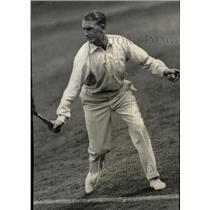 1933 Press Photo Jack Crawford Australian Tennis Player - RRW74347