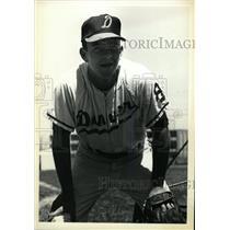 1968 Press Photo Bill Sluka Denver right fielder - RRW80453