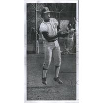 1974 Press Photo Eddie Hodges of Austin High School - RSC29409