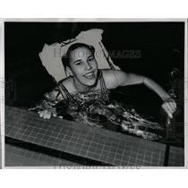 1964 Press Photo Joanne Scarborough Swimming Patton - RRW02983