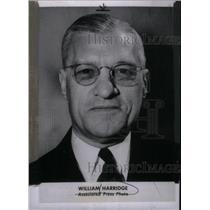 1948 Press Photo William Harridge Baseball President AL - RRX38801
