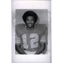 1977 Press Photo Detroit Lions QB Bob Wood - RRX38647