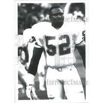Keith McCants American football linebacker National Football League Tampa Bay