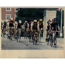1988 Press Photo Times Criterium Bicycle Race Chicago - RRW05623