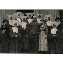 1918 Press Photo Surgeon Major General William Gorgas - RRW77407