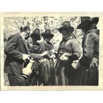 1934 Press Photo Easter Alps - RRX99529