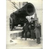 1938 Press Photo Soviet Russia France Friendship - RRX36167