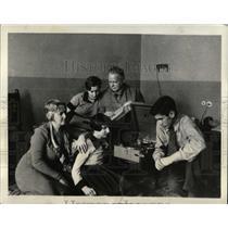 1933 Press Photo Soviet Commissar Maxim Litvinoff - RRW77853