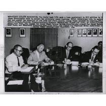 1958 Press Photo World Bank - RRW04723