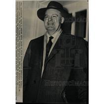 1958 Press Photo Mikhail Menshikov Soviet Ambassador - RRW17951