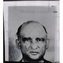 1957 Press Photo Rudolf Abel Soviet Intelligence - RRW80941