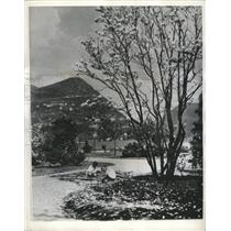 1944 Press Photo LUGANO SWITZERLAND - RRX88135