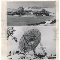 1958 Press Photo North Atlantic Treaty Org. Norway - RRW38579