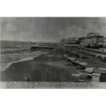 1944 Press Photo Anzio Italian West Coast Town - RRW57365
