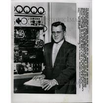 1958 Press Photo Atmosphere Analyzer - RRX64539