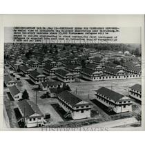 1975 Press Photo Vietnamese Refugees Stay At Indiantown - RRW64157