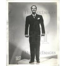 "1940 Press Photo Buddy Rodgers ""Young Mr. Rhythm"" - RSC45177"