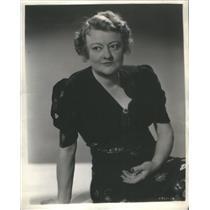 1941 Press Photo Nila Mack Writer Producer Director Let's Pretend Peabody Award