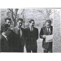 1962 Press Photo Mohammed Ben Bella - RRX98479