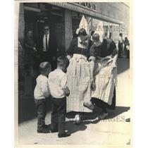 1967 Press Photo Elisabeth Haringsma Fashion Netherland - RRX89013