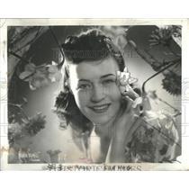 1941 Press Photo Evelyn Lynne Breakfast Club- RSA93385